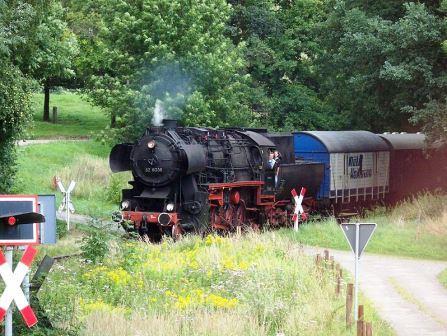 Bild Dampfeisenbahn Weserbergland
