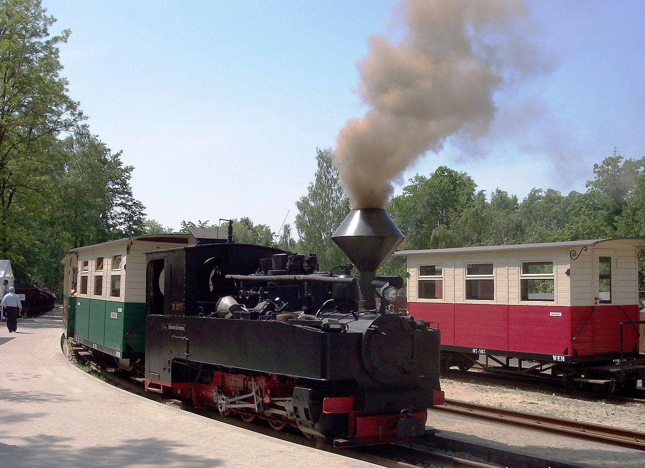 Bild Waldeisenbahn Muskau
