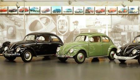 Bild AutoMuseum Volkswagen Wolfsburg