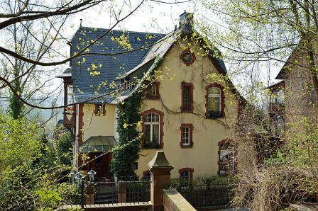 Bild Hannah Arendt Wohnhaus Marburg