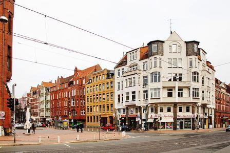Bild Hannah Arendt Geburtshaus Hannover