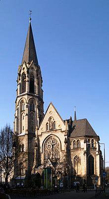 Bild Heilig Kreuz Kirche Aachen