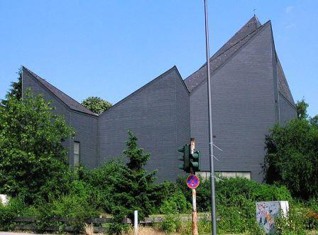 Bild Kirche St. Hubertus Aachen