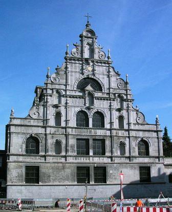 Bild Kirche St. Michael Aachen