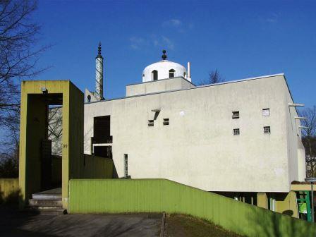 Bild Bilal Moschee Aachen
