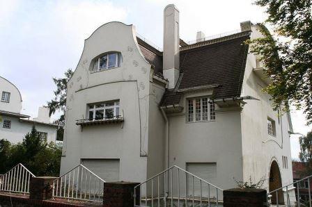 Bild Glückert Haus Darmstadt