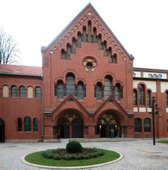 Bild Synagoge Rykestraße Berlin