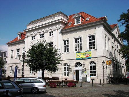 Bild Neustadtrathaus Braunschweig