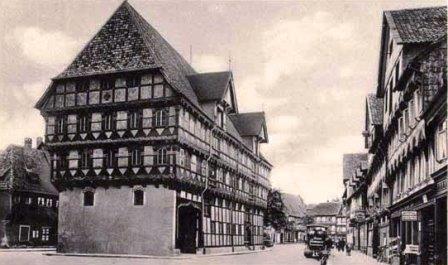 Bild Alte Waage Braunschweig