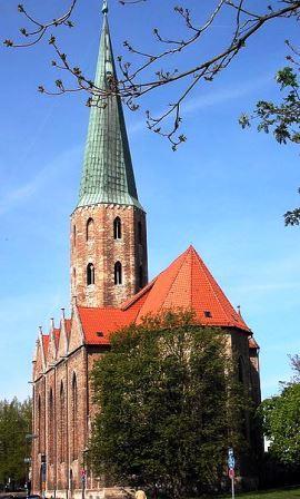 Bild Kirche St. Petri Braunschweig