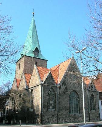 Bild Kirche St. Michaelis Braunschweig