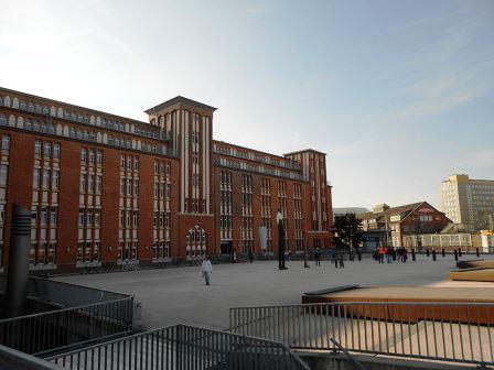 Bild Arno Schmidt Platz Hamburg
