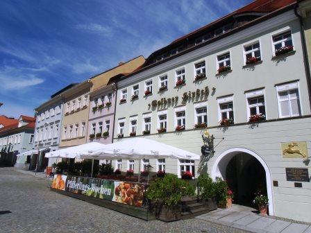Bild Hotel Goldner Hirsch Kamenz