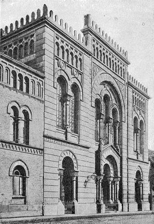 Bild Neue Synagoge Braunschweig