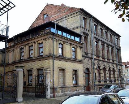 Bild Judenhaus Ferdinandstraße Braunschweig