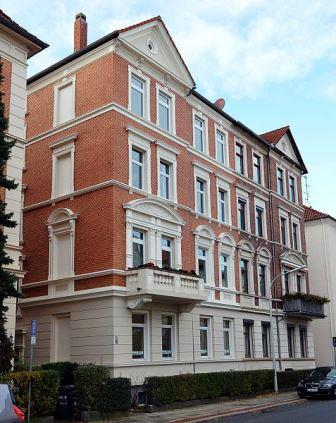Bild Judenhaus Hennebergstraße Braunschweig