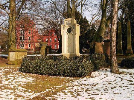Bild Albani Friedhof Göttingen