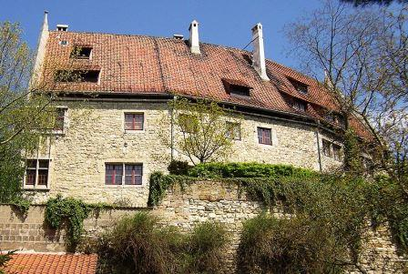 Bild Burg Hornburg