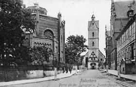 Bild Alte Synagoge Paderborn