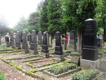 Bild Jüdischer Friedhof Paderborn