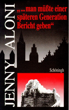 Bild Jenny Aloni Archiv Paderborn