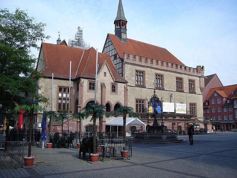 Bild Altes Rathaus Göttingen