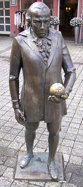 Bild Lichtenberg Denkmal Göttingen