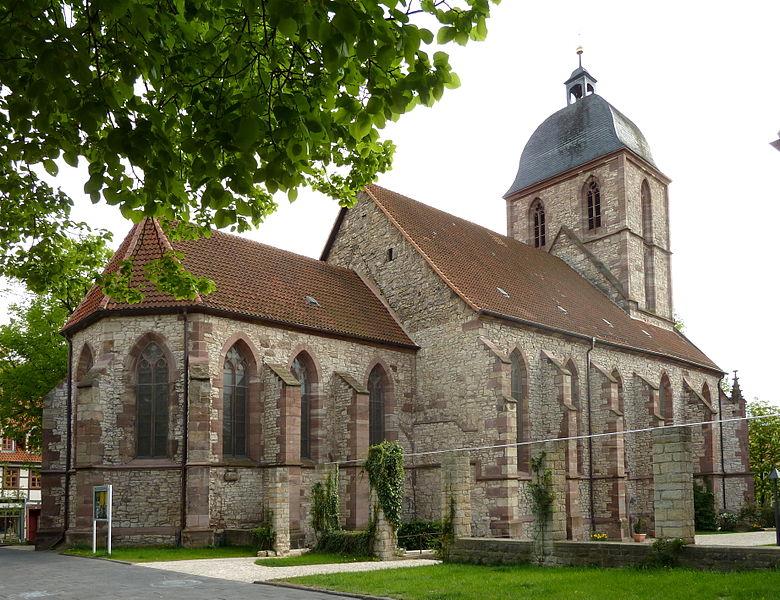 Bild Kirche St. Albani Göttingen