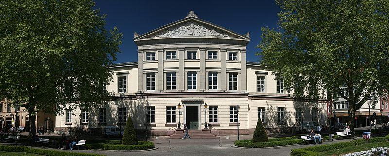 Bild Aula am Wilhelmsplatz Göttingen