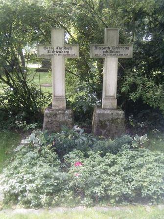 Bild Bartholomäusfriedhof Göttingen