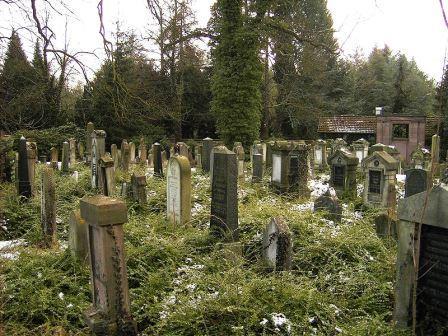 Bild Jüdischer Friedhof Göttingen