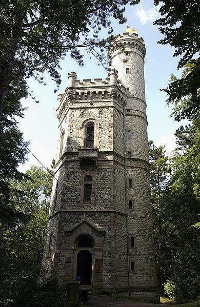 Bild Bismarckturm Göttingen