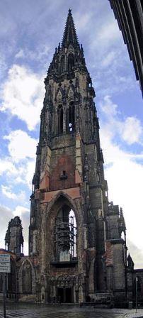 Bild Mahnmal St. Nikolai Hamburg