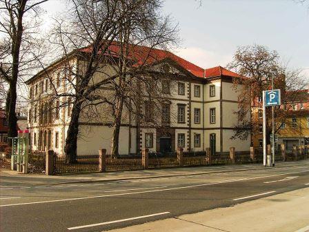 Bild Göttinger Accouchierhaus