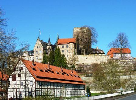 Bild Burg Adelebsen