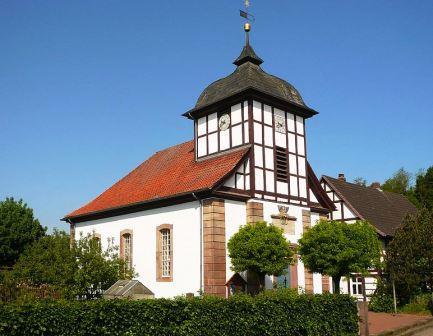 Bild Kirche Benniehausen