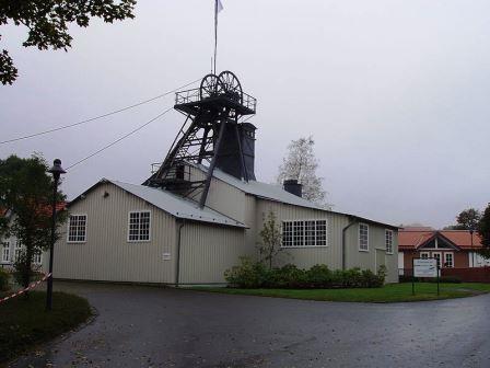 Bild Schacht Kaiser Wilhelm II Clausthal Zellerfeld
