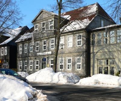 Bild Oberharzer Bergwerksmuseum Clausthal Zellerfeld