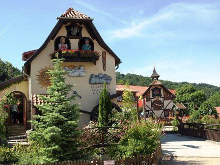 Bild Harzer Uhrenfabrik Gernrode