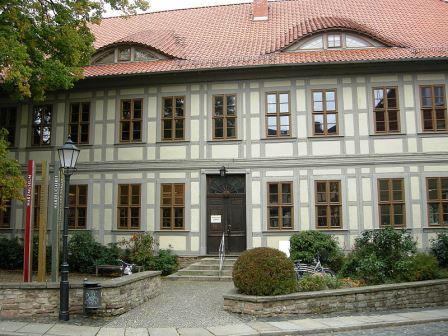 Bild Harzmuseum Wernigerode