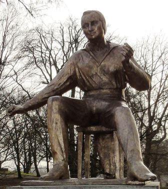 Bild Heinrich Heine Denkmal Bremen