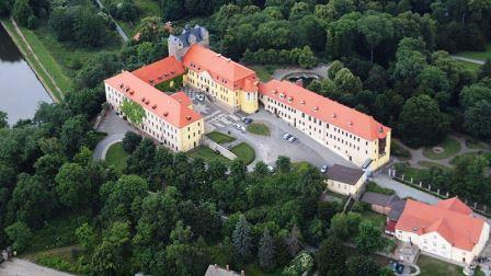 Bild Schloss Ballenstedt
