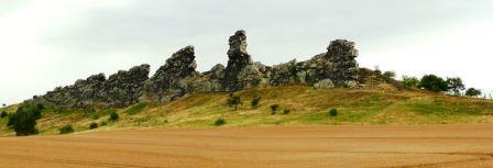 Bild Teufelsmauer Blankenburg