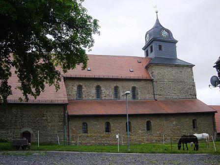 Bild St. Marien Klostermansfeld