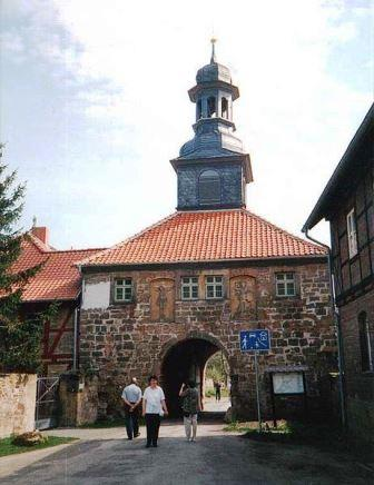 Bild Kloster Michaelstein