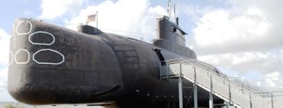 Bild U-Boot Museum Fehmarn