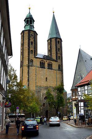 Bild Marktkirche Goslar