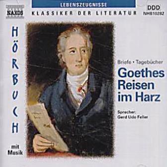 Bild Goethe Wegstein Nordhausen Krimderode