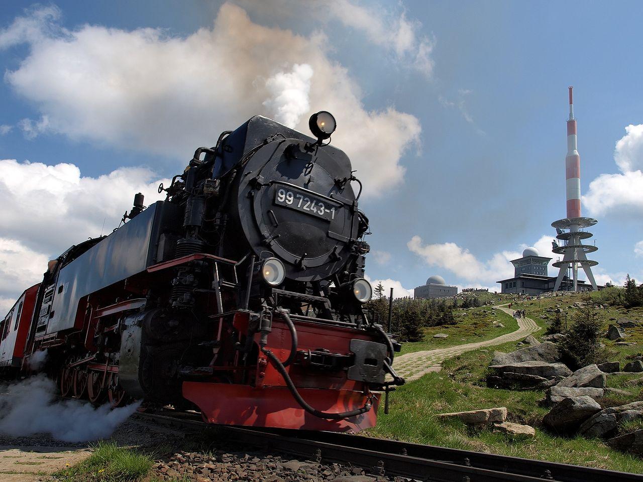Bild Harzer Schmalspurbahnen Wernigerode