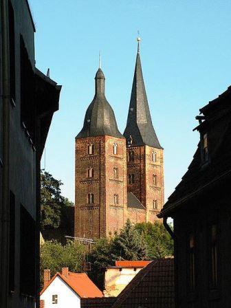 Bild Rote Spitzen Altenburg